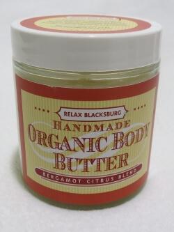 Organic Bergamot Blend Body Butter