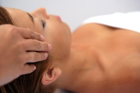 female client massage blacksburg